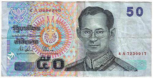 pourboire en thailande