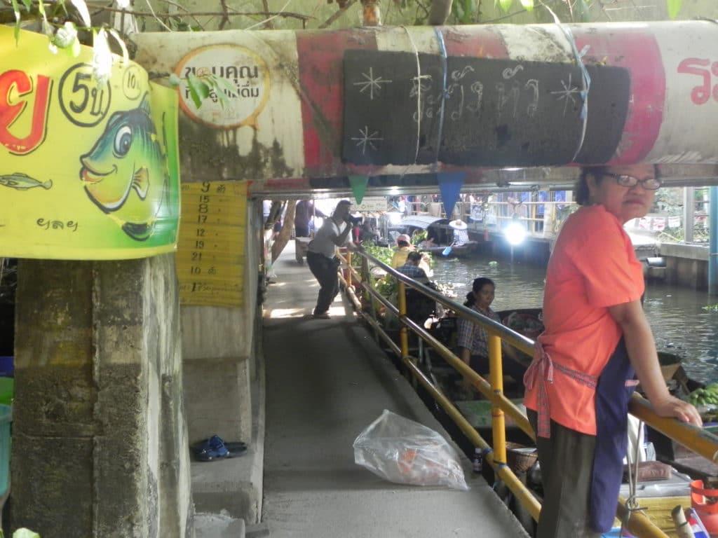 marché flottant Khlong Lat Mayom