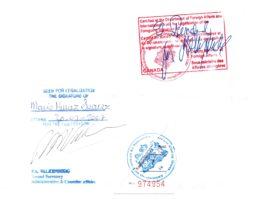 légaliser un document en thailande