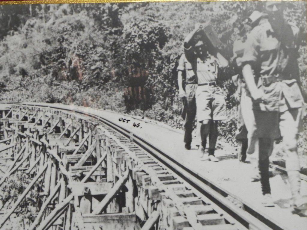 pont de la rivière kwai