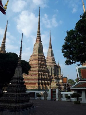 Visiter l'incontournable Bangkok