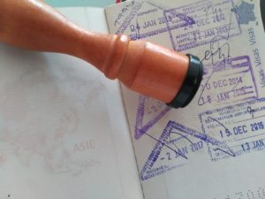 Visa Non-Immigrant B