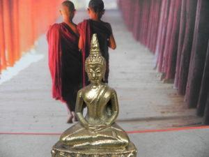 Bouddhisme et symbolisme, les huit bouddhas de la semaine