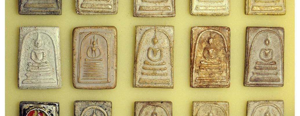 La Thailande et le pouvoir des amulettes