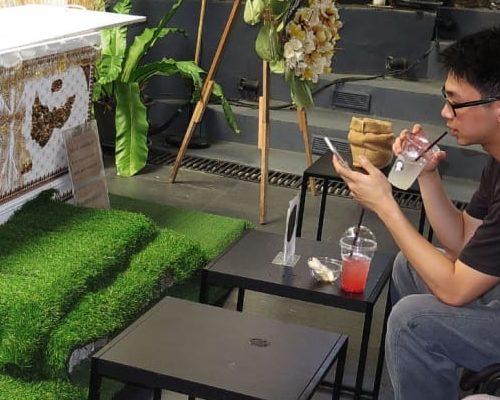 Café de la mort à bangkok