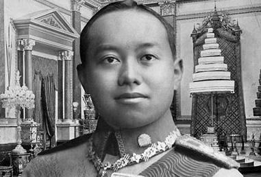 fête du drapeau national thaïlandais