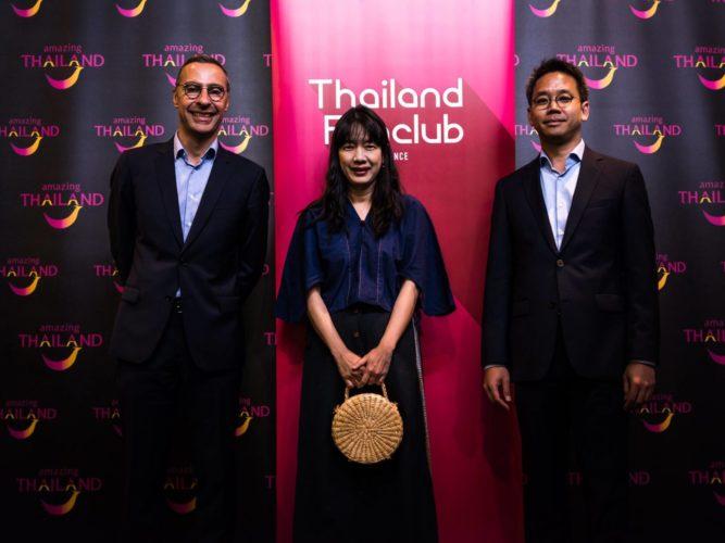 Après Paris, Lille, et Bangkok, l'Office National du Tourisme de Thaïlande organisait le 18 Septembre 2018 à Nice la VI édition de la soirée Thailand Fan Club 2018 à Nice