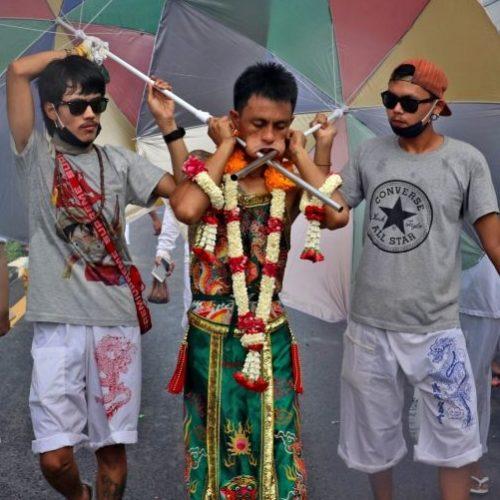 Le Festival végétarien 2018 à Phuket