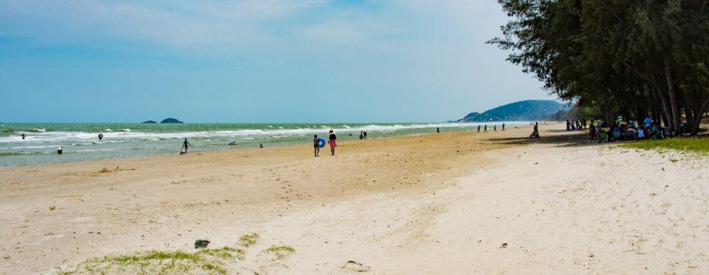 Le Golf de Thaïlande