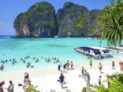 Maya Bay restera fermée jusqu'à complète réhabilitation
