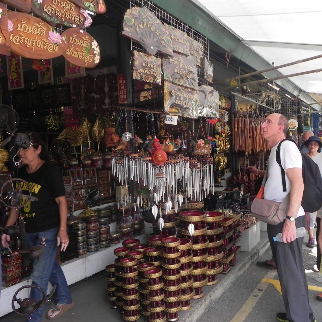 Chatuchak Week End Market Bangkok