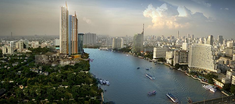 Iconsiam Bangkok - Thailande