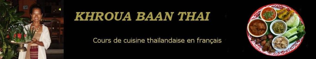 cours de cuisine en français à Chiang Mai