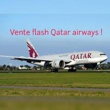 réserver votre billet d'avion Qatar Airways