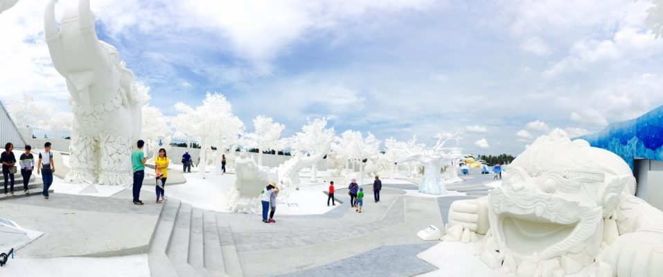 lieux à voir en Thaïlande