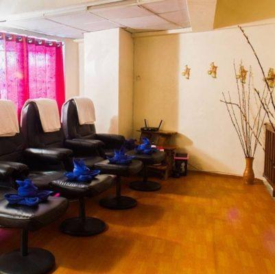 CHIANG MAI centre de massage pour la réinsertion d'ex-prisonniers