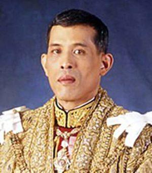 Le Roi de Thaïlande Maha Vajiralongkorn, Rama X, sera couronné en mai 2019