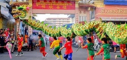 nouvel an chinois en thailande