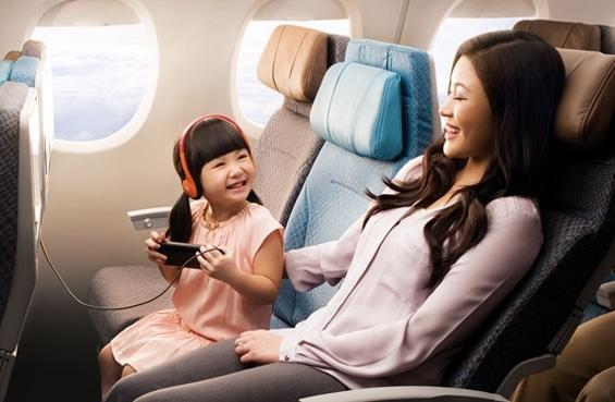 Vols pour la Thailande avec Singapore Airlines