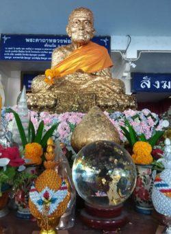 Visite du temple Wat Huay Mongkol, Hua Hin