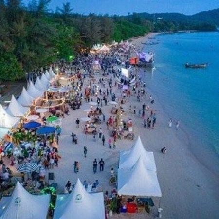 Le 5ème Krabi Naga Fest 2019 a lieu du 1er au 3 mars