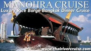dîner-croisire sur le Chao Praya
