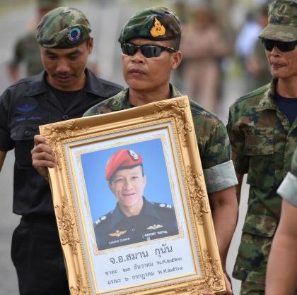 sauvetage des enfants de la grotte thaïlandaise de Tham Luang