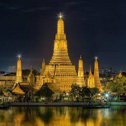 la thailande se prépare au couronnement du roi rama X