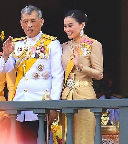 Couronnement de sa majesté le roi Rama X
