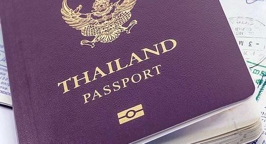 e-visa thailande