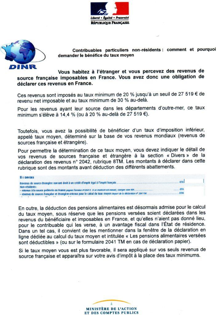 La fiscalité des expatriés français en Thailande
