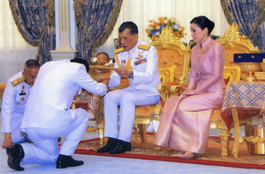 Le mariage du Roi Rama X a eu lieu à quelques jours du couronnement