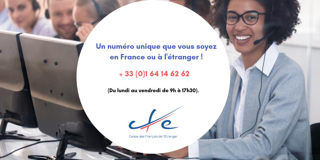 Caisse des Français de l'Etranger (CFE)