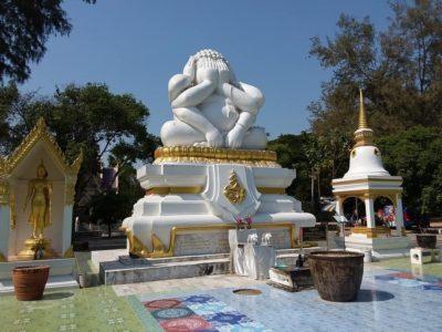 Wat Neranchararam Cha Am