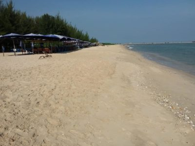 Cha Am la plage