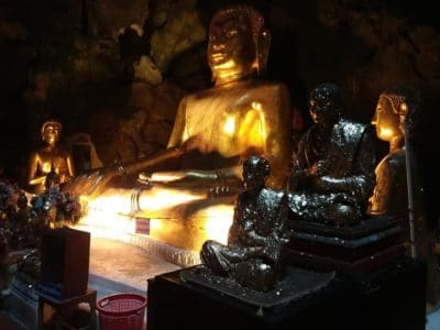 Khao Luang Cave à Phetchaburi