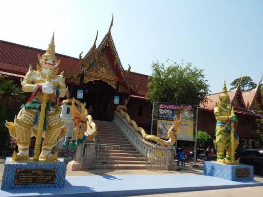 Le Wat Cha Am