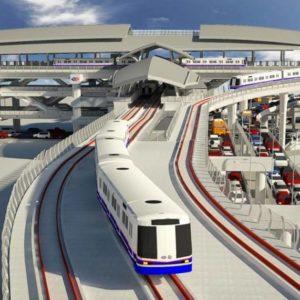 MRT de Bangkoh, l'Extension Blue Line Thaphra