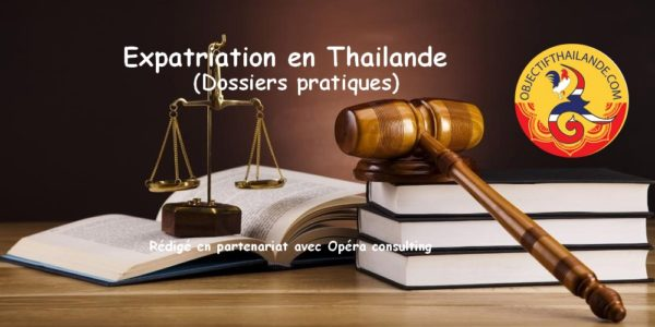 Expatriation en Thailande