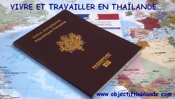 Vivre et Travailler en Thailande