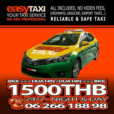 Taxi Hua Hin