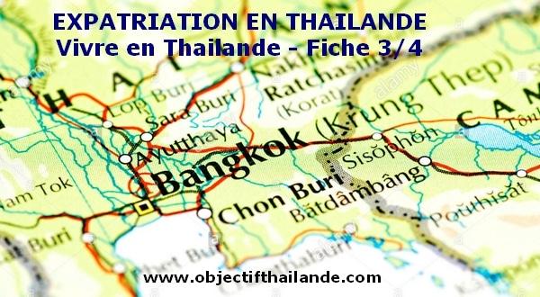 Retraite et expatriation en Thaïlande, vivre au pays du sourire (dossier 1 sur 4)