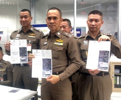permis de conduire à points en thailande