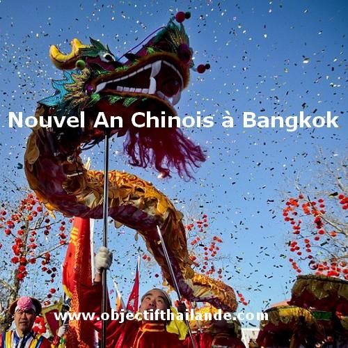 Nouvel An Chinois Bangkok
