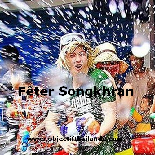 Songkhran - Nouvel An Thaïlande