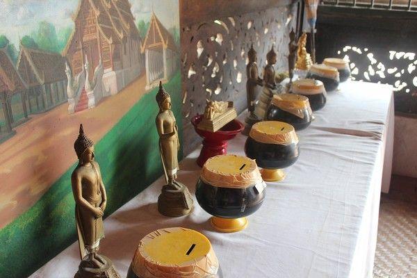 bases du bouddhisme theravada pour mieux comprendre la Thaïlande