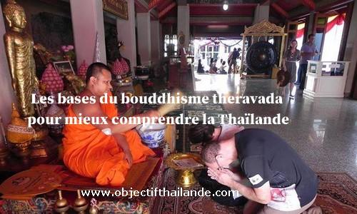 Les bases du bouddhisme theravada pour mieux comprendre la Thaïlande