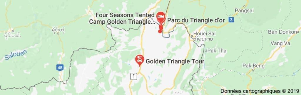 Triangle d'Or Chiang Rai
