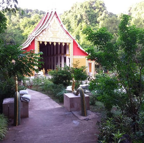 Wat Wang Sukkhatitham Phatthalung