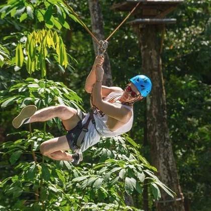 Aventure Jungle Xtreme Zipline Phuket